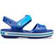 Crocs Crocband Sandalen Kinderen blauw